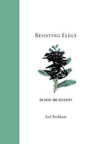 Book cover Peckham Resisting Elegy