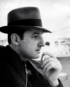 Jerry Segal as a Young Man Photo by Jerry Segal